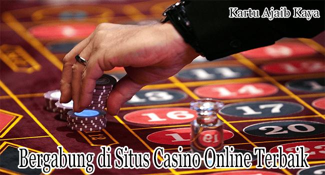 Bergabung di Situs Casino Online Terbaik dari Indonesia